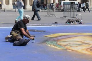 Paryski street art