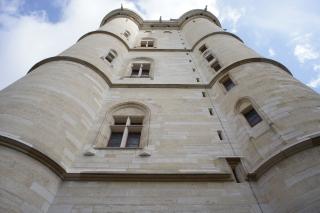 Więzienie w Chateau de Vincennes