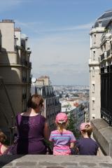 Widok z Montmartre