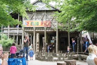 Plac zabaw w Apenheul
