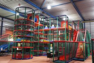 Ballorig w Arnhem - plac zabaw pod dachem dla dzieci