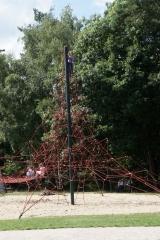 Park obok Apenheul w Apeldoorn