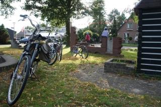 Rowerami po okolicach Apeldoorn