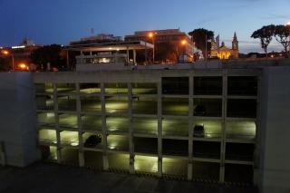Valletta parking wielopoziomowy