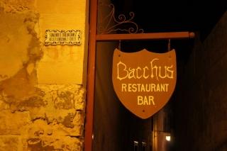 Restauracja w Mdina