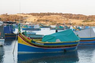 Tradycyjna łódź rybacka