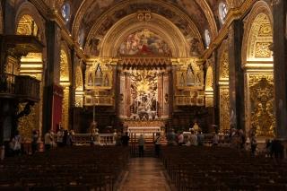Katedra św. Jana Chrzciciela w Valletta