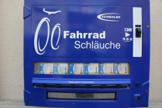 Automat do sprzedaży dętek