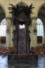 Notre Dame de la Chapelle - ambona