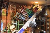 Antykwariat - krzesła