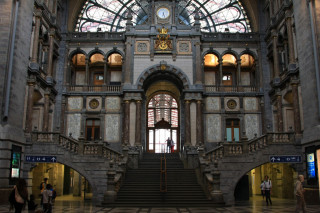 Dworzec w Antwerpii 3