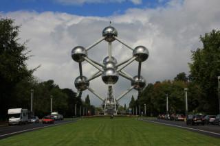 Bruxela - Atomium