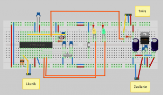 Licznik prądu - nowy projekt