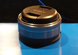 Sony NEX-5 obiektyw Sony 16mm
