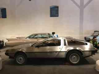 DeLorean w Egeskov