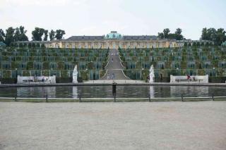 Ogrody Sanssouci Poczdam