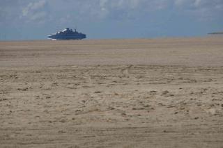 Plaża na Rønø