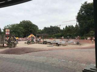 Plac zabaw Hamburg