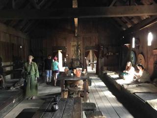 W wiosce wikingów