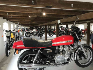 Motocykle w Egeskov