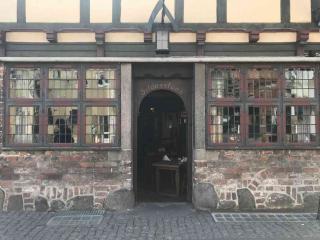 Stare miasto w Odense