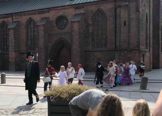 Parada Andersena w Odense