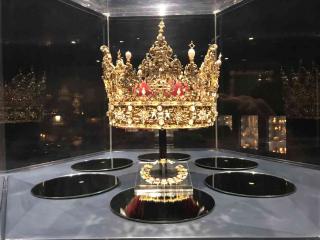 Korona królewska w Rosenborg