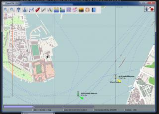 Szczegóły Mapy OpenCPN