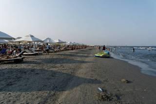 Plaża Mamaia