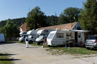Sighisoara - camping Aquarius