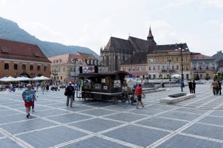 Rynek w Brasow