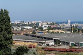 Port i stare miasto w Constanta
