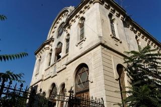 Opuszczona cerkiew Constanta