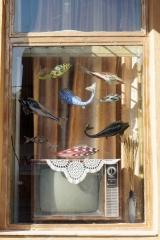 Szklane rybki