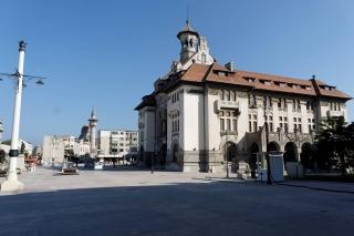 Rynek starego miasta Constanta