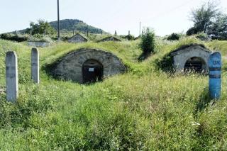 Piwniczki w Abaujszanto