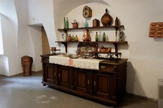 Pałac Betliar - kuchnia