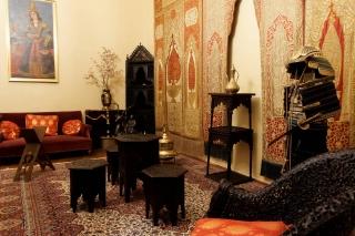 Pałac Betliar - pokój arabski