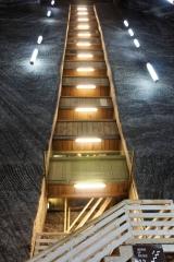 Duuuużo schodów