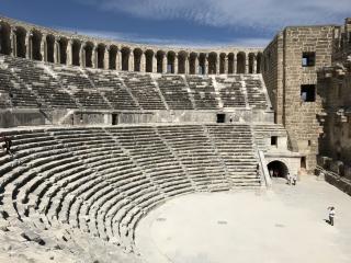Aspendos - amfiteatr