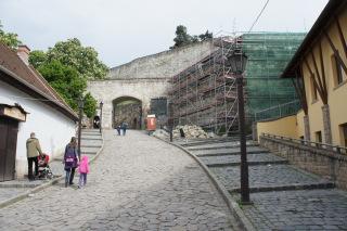 Zamek w Eger