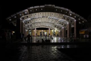 Nocne kąpiele w Bogacs