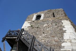 Na zamku w Holloko