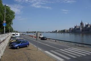 Parkowanie w Budapeszcie