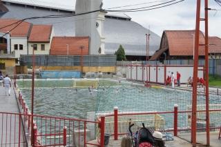 Mecz piłki wodnej