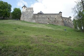 Zamek w Starej Lubovli