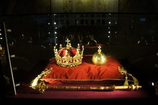 Replika polskich klejnotów koronnych